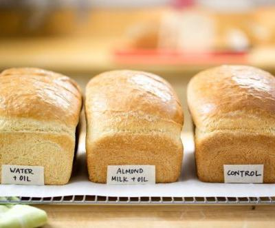 Dairy-free bread: Sandwich loaves, enriched rolls, and pastry