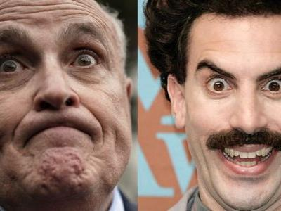 Rudy Giuliani's Borat Scene Was Bad. But Was it Made Worse by Selective Editing?