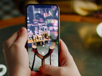 Angry Birds's new AR game for your iPhone looks like a ton of fun