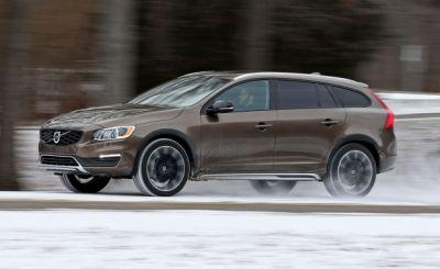 2017 Volvo V60 Cross Country T5 Drive-E AWD Tested: With New Turbo Four!