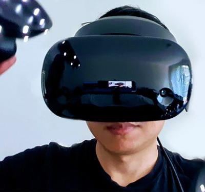 Expand your reality with Samsung's HMD Odyssey+ headset and controllers down to $300