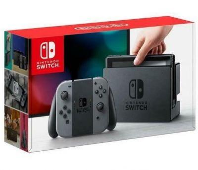 Prime Day Flash Deal: Nintendo Switch On Sale For $265 At Ebay