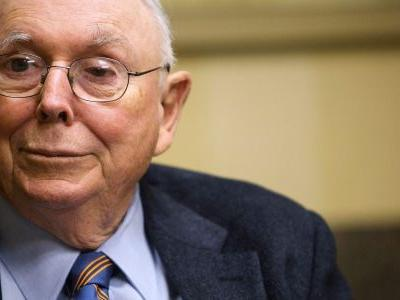 Investing legend Charlie Munger blasts SPACs as indication of an 'irritating bubble' and says the 'world would be better off' without them