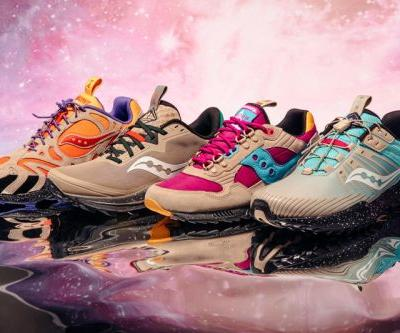 """Align Yourself With Saucony's Zodiac-Inspired """"Astrotrail"""" Pack"""