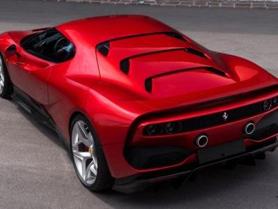 The One-Off, 488-Based Ferrari SP38 Is Here And We're In Love