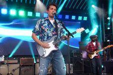 John Mayer Closes Out Summer With Soothing 'New Light' Performance On 'Jimmy Kimmel': Watch