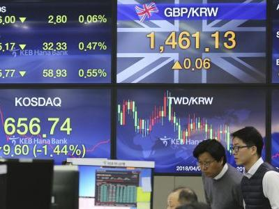 Asian shares edge higher with Fed meeting in focus