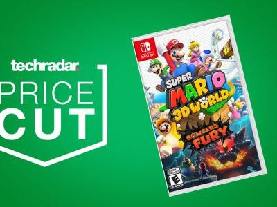 You can already save £10 on Super Mario 3D World + Bowser's Fury