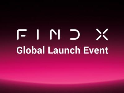 Oppo Find X will launch in Paris on June 19