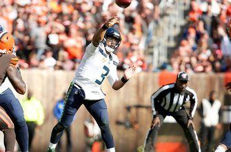 Russell Wilson out duels Baker Mayfield in Cleveland, Seahawks improve to 5-1