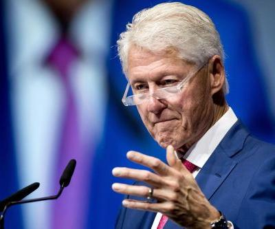 New Hampshire Dems drop Bill Clinton's name from annual gala
