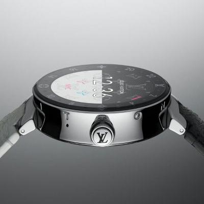 Louis Vuitton Relaunches Its Ridiculously Priced Wear OS Smartwatch