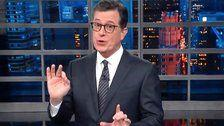Stephen Colbert Reveals The Real 'National Emergency' In The Trump White House