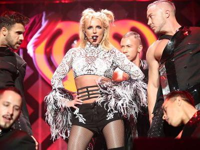 This Is Not a Drill -Britney Spears Announces Piece of Me World Tour!