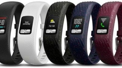 Garmin's New Vivofit 4 Activity Tracker Doesn't Need To Be Charged For A Year