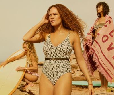 This H&M x Love Stories Collaboration Is Filled With The Most Gorgeous Swimwear