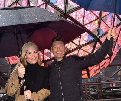 Ryan Seacrest and Jenny McCarthy gearing up for New Year's Eve