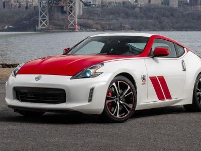 Behold The BRE-Inspired Nissan 370Z 50th Anniversary Edition