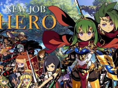 Etrian Odyssey X New 'Adventurers Of Armoroad' Trailer Introduces Five Classes