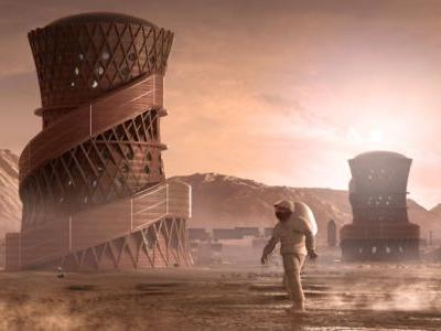 NASA held a contest to design a habitable 3D printed home on Mars - here's what that could look like