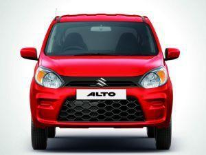 Maruti Suzuki Alto Facelift Launched Gets A BSVI-compliant Engine