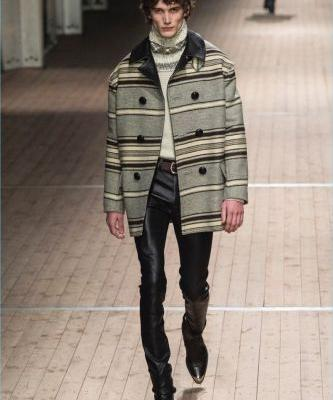 Isabel Marant Goes Western for Fall '18 Collection