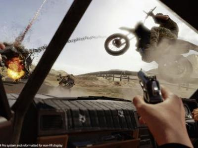 Blood & Truth hands-on - A VR shooting gallery on rails