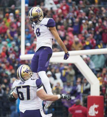 UW Huskies move up to No. 4 in College Football Playoff rankings