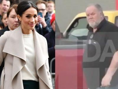 Meghan Markle's dad is now reportedly not coming to the wedding because of heart surgery - the 3rd twist in just one day