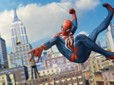 Marvel's Spider-Man Sells 3.3 Million Units in 3 Days, Fastest-Selling PS4 Exclusive