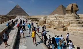 In Egypt, Italian tourists kick-start trip of Holy Family path!