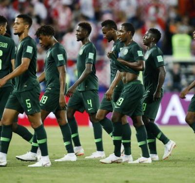 World Cup in Russia: Nigeria and Africa teams fall victims of set-pieces
