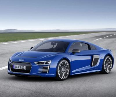Audi Developing Solid-State Batteries For A Potential All-Electric Hypercar