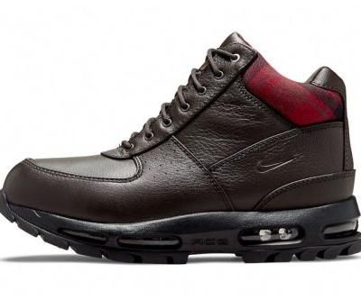 """Nike Air Max Goadome SE Receives a """"Shadow Brown"""" Leather Makeover"""