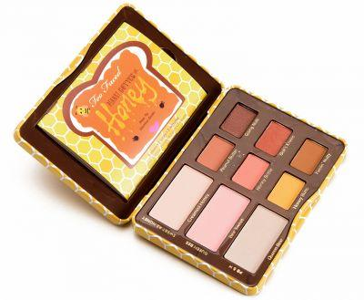 Sneak Peek: Too Faced Peanut Butter & Honey Eyeshadow Palette Photos & Swatches