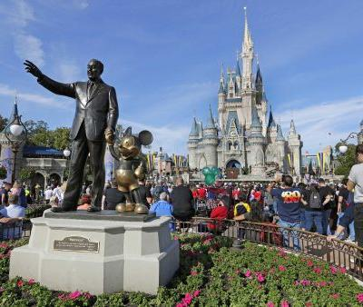Man tried to enter Disney World park with gun in his backpack, deputies say