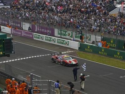 Ferrari Is Joining The Le Mans Hypercar Class In 2023