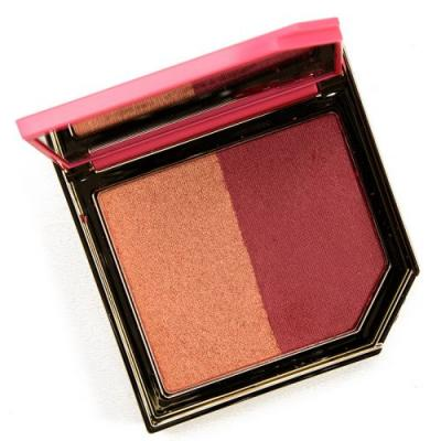 Too Faced Cherry Bomb Fruit Cocktail Blush Duo Review & Swatches