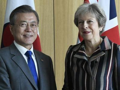 South Korea, Britain in talks about future trade talks