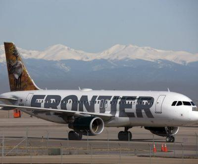 A woman was kicked off a Frontier Airlines flight after bringing an 'emotional support' squirrel onto the plane