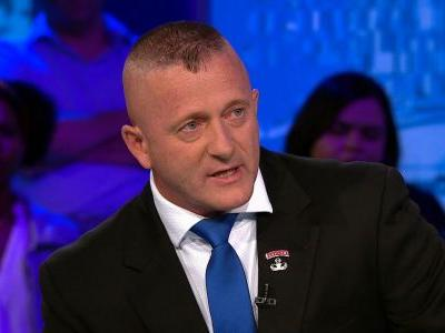 West Virginia senator, Army veteran Richard Ojeda announces he's running for president