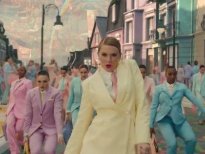 Taylor Swift Drops Highly Anticipated Song 'ME!' and Music Video Featuring Panic! at the Disco's Brendon Urie