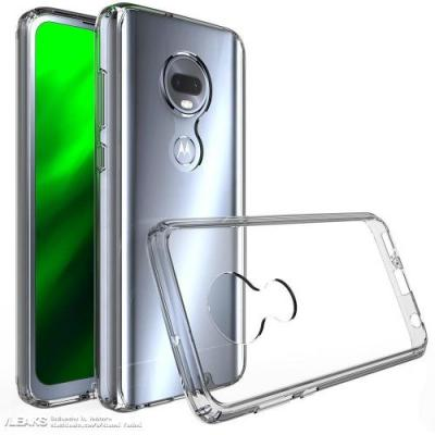 New Moto G7 Case Leaks Shows A Very 2018-ish Smartphone, Destined For 2019 Release