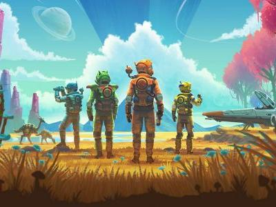 No Man's Sky is getting a multiplayer update, Xbox One release date announced