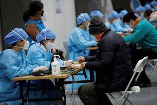 China injects more than 22 million doses of coronavirus vaccines