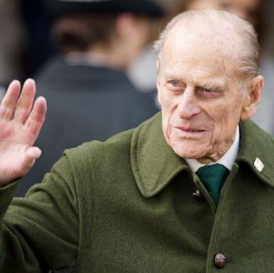 Britain's Prince Philip, queen's husband, is fine after car accident