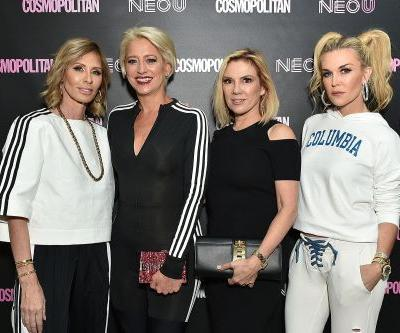'RHONY' cast infected with parasites after 'cruise from hell'