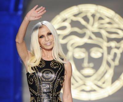 Donatella Versace Reveals That Versace Will Stay as a Luxury Brand Following Takeover