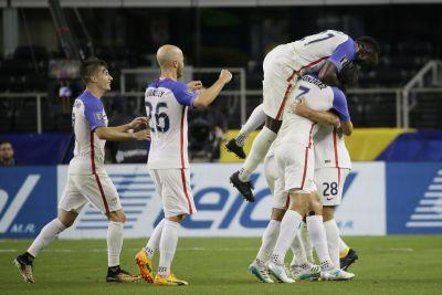 US Soccer heads to Gold Cup final