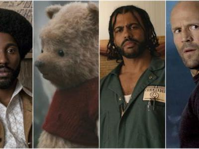 New Blu-ray Releases: 'BlacKkKlansman', 'Christopher Robin', 'Blindspotting', 'The Meg'